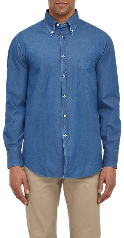 Brunello Cucinelli - Chambray Shirt