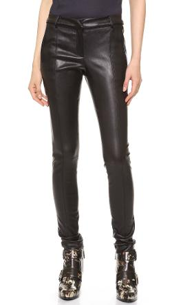 Jason Wu  - Stovepipe Leather Pants