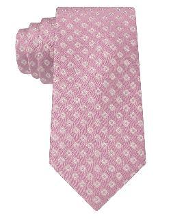 MICHAEL KORS  - Silk Piazza Neat Tie