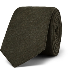 Givenchy - Wool And Silk-Blend Tie