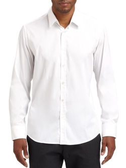 Hugo Boss  - Lucas Stretch Cotton Sportshirt