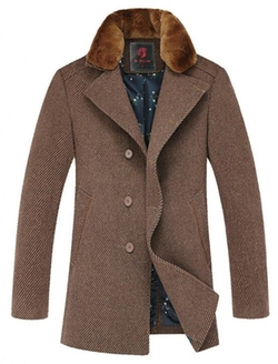 Wellians - Woolen Trench Coat