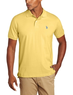U.S. Polo Assn. - Solid Polo Shirt