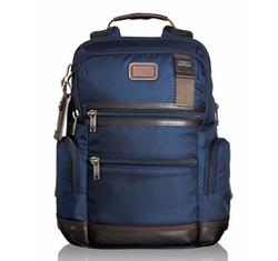 Tumi - Alpha Bravo Navy Knox Backpack