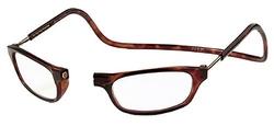 CliC - Adjustable Front Connect Reader Eyeglasses