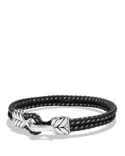 David Yurman  - Chevron Two-Row Bracelet