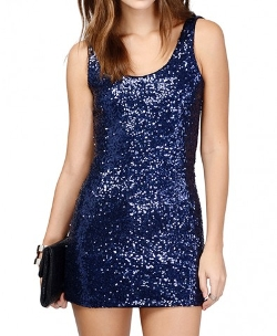 Chicnova - Shine Sequins Dress