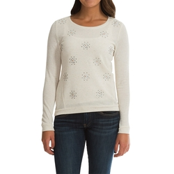 French Terry - Fembellished Sweater