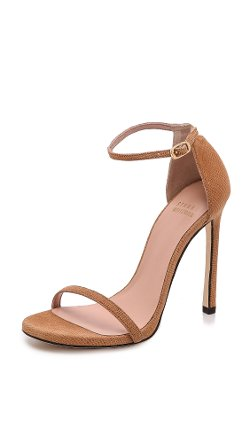 Stuart Weitzman - Nudist 110 Sandals