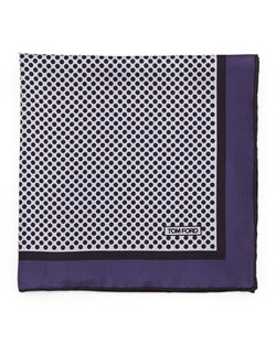 Tom Ford - Polka-Dot Silk Pocket Square