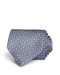 Salvatore Ferragamo  - Gancini Diamonds and Dots Classic Tie