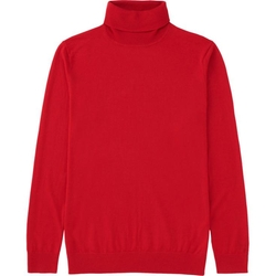 Uniqlo - Men Extra Fine Merino Turtleneck Sweater
