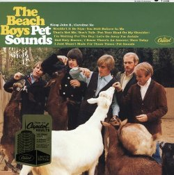The Beach Boys - Pet Sounds Vinyl