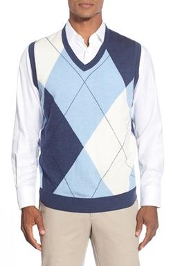 Brooks Brothers - V-Neck Sweater Vest