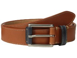 Torino Leather Co.  - Two Tone Harness Leather Belt
