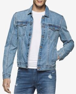 Calvin Klein Jeans - Denim Trucker Jacket