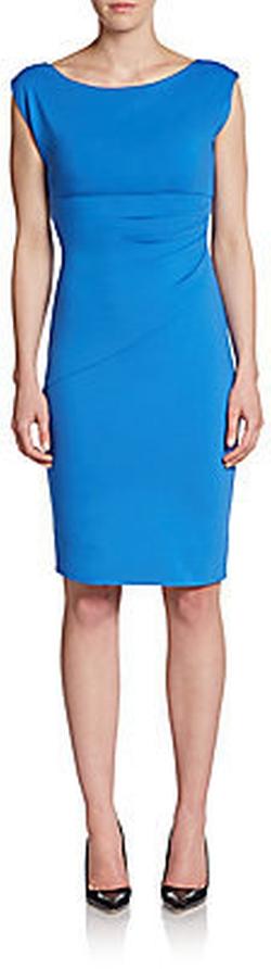 Diane Von Furstenberg - Jori Knit Sheath Dress