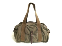 Virginland - Weekender Canvas Duffel Bag
