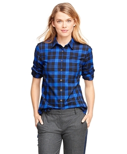 Brooks Brothers - Flannel Plaid Shirt