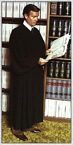 Academic Apparel - Judge Robe Style 34