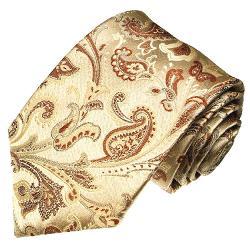 Lorenzo Cana - Luxury Italian Silk Tie Jacquard