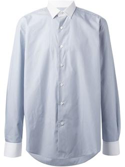 Lanvin - Contrast Collar Shirt