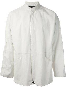 Giorgio Armani Vintage  - Shirt Style Jacket