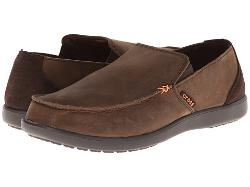 Crocs  - Santa Cruz Leather Loafer