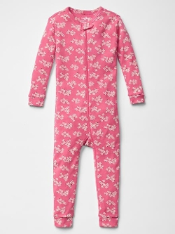 Gap - Floral Sleep One-Piece Pajama