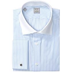 Ike Behar - Gold Label Stripe Shirt