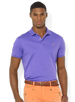 Polo Ralph Lauren - Pima Soft-Touch Polo