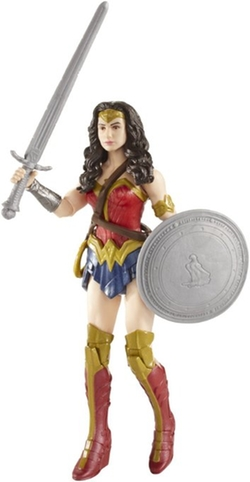 "Mattel - Dawn of Justice Wonder Woman 6"" Figure"