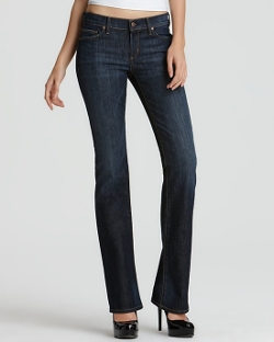 "Citizens of Humanity  - Basic ""Kelly"" Bootcut Jeans"