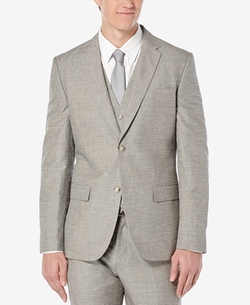 Perry Ellis - Dolan Chambray Suit Jacket
