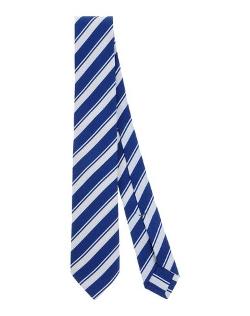 Luigi Borrelli Napoli - Satin Stripe Tie