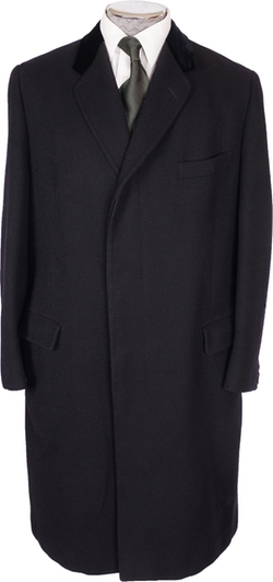 Chester Barrie for Liberty of London - Wool Chesterfield Overcoat