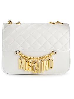 Moschino  - Quilted Shoulder Bag