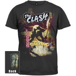 Old Glory - The Clash - London Calling Premium T-Shirt