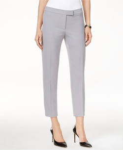 Anne Klein  - Slim Ankle Pants