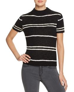 Knot Sisters  - Coastal Stripe Sweater
