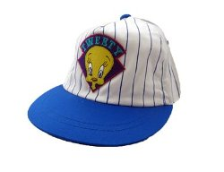 Looney Tunes - Tweety Bird Pin Stripe Hat