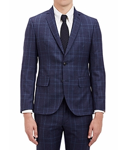 Brooklyn Tailors - Glen Plaid Two-Button Sportcoat
