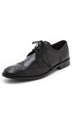 John Varvatos Star USA  - Hallowell Wingtip Brogues
