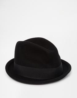 Asos - Brixton Gain Fedora Hat