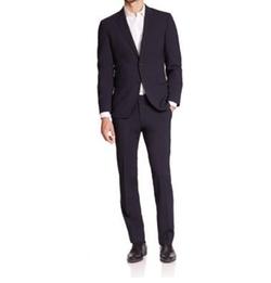 Boss Hugo Boss - James Sharp Slim-Fit Virgin Wool Suit