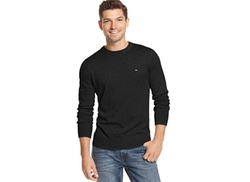 Tommy Hilfiger  - Signature Solid Crew-Neck Sweater