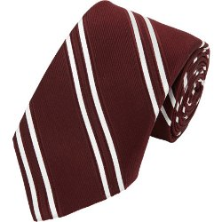 Fairfax - Diagonal Stripe Neck Tie