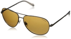 Fossil - Polarized Aviator Sunglasses