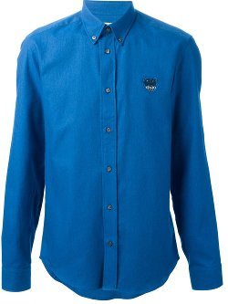 Kenzo - Tiger Button Down Dress Shirt