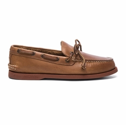 Sperry Top-Sider - A/O 1 Eye Leather Boat Shoes